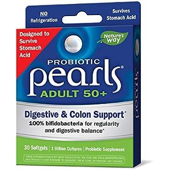 Amazon.com: PEARLS IC Cuidados Intensivos Probiotics ...