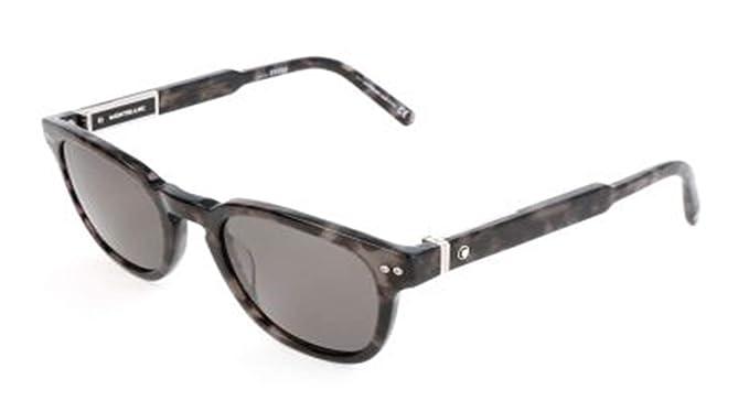 Montblanc Mont Blanc Sunglasses Mb693S 55D-50-22-145 Gafas ...