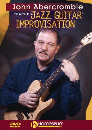John Abercrombie Teaches Jazz Guitar ()
