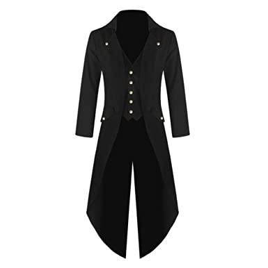 Fit Coat Costume Morue Slim Veste Homme Jacket Queue De Longue Rera XvwF7qF