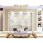 LIWALLPAPER-Carta-Da-Parati-3D-Fotomurali-Motivo-Geometrico-In-Pietra-Camera-da-Letto-Decorazione-da-Muro-XXL-Poster-Design-Carta-per-pareti-200cmx140cm