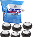 Maxforce FC Roach Bait Stations, 12-Pack