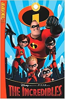 The Incredibles by Disney/pixar (2005-03-08)