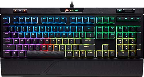 Strafe RGB MK.2 Mechanical Gaming Keyboard - Cherry MX Silent (Renewed)