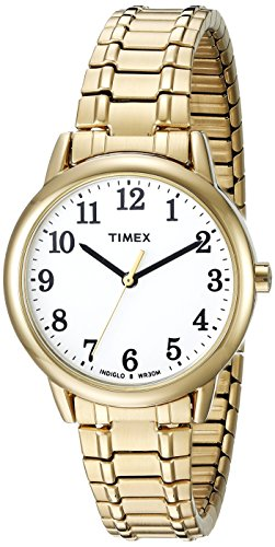 Timex Easy Reader Mid-Size Expansion Band Watch