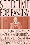 Seedtime for Fascism, George V. Strong, 0765601907