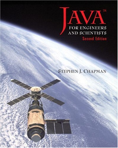 Java for Engineers and Scientists (2nd Edition) -  Chapman, Stephen J., Paperback