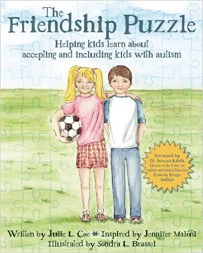 The Friendship Puzzle: Helping Kids Learn About Accepting and Including Kids with Autism - Popular Autism Related Book