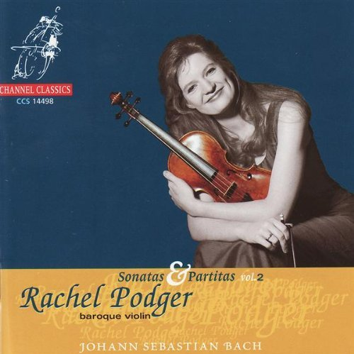 - Bach: Sonatas and Partitas for solo violin, Vol 2 By Rachel Podger (1999-12-01)