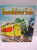 ROUNDABOUT TRAIN Whitman Tell a Tale book #2659