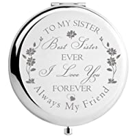 DIDADIC Sister Birthday Gift Unique, Sister Gifts from Sister Brother Wedding Mothers...