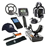 Whites MX5 Metal Detector GEARED UP Bundle