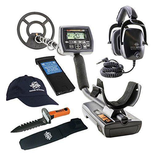 Whites MX5 Metal Detector GEARED UP Bundle by MX5