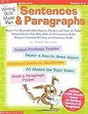 Writing Skills Made Fun, Karen Kellaher, 0439222664