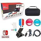 Kit 9 Em 1 Acessórios Nintendo Switch - Nintendo Switch