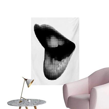 51142c39d Amazon.com: Anzhutwelve Modern Photo Wall Paper Digital Dotted ...