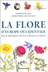 La Flore d'Europe occidentale par Blamey
