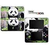 Kung Fu Panda Decorative Video Game Decal Cover Skin Protector for New Nintendo 3DS (2015 Edition)