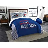 The Northwest Company NFL Buffalo Bills King Comforter and Shams Set