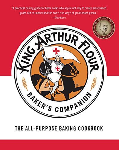 The King Arthur Flour Baker's Companion: The All-Purpose Baking Cookbook Kindle Editon