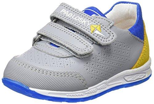 Gris Garçon 268251 268251 Gris Basses Sneakers Pablosky Pqvt6Iq