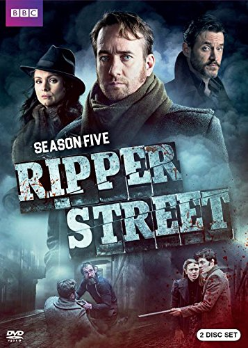 Top 9 recommendation ripper street season 5 dvd