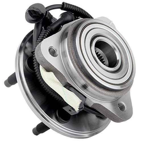 SCITOO Front Wheel Hub Bearing Assembly fit Ford Ranger Explorer B4000 4 X 4 4WD W/ABS