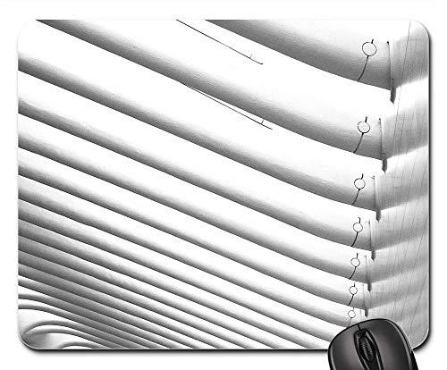 Mouse Pads - Building Curves Texture Architecture