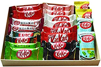 Kit Kat chocolate Especial Dagashi caja japonesa 20 piezas con ...