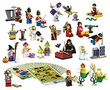 Amazoncom Fantasy Minifigure Set For Storytelling By LEGO - 16 imaginative lego ads that celebrate the power of fantasy 2