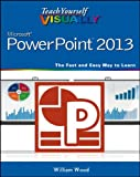PowerPoint 2013, William Wood, 1118510429