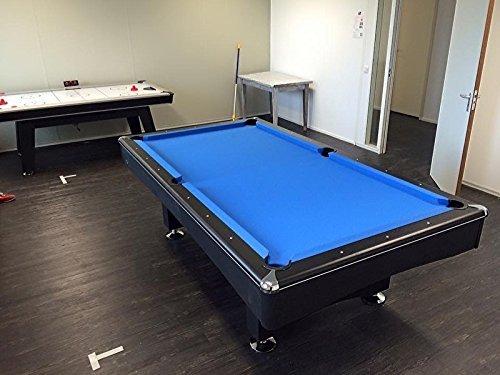 Amazoncom Eliminator Black Pool Table Contemporary Design - Eliminator pool table