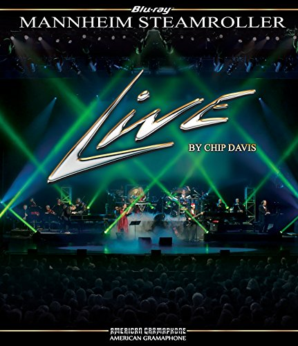 LIVE [Blu-ray] by DVD (Image #1)