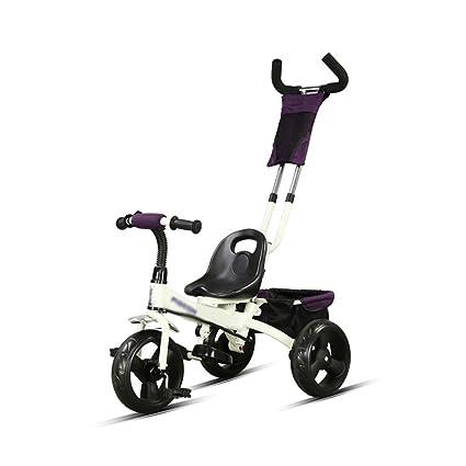 Triciclo para niños de 2-6 años de edad, tamaño bebé, bebé ...