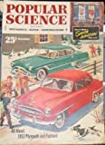 img - for Popular Science Monthly December 1952 (161) book / textbook / text book