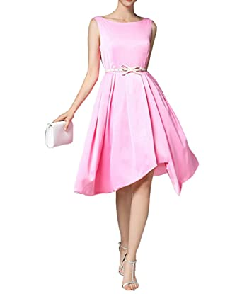Fashionmy Womens Ball Gown Prom Dress Homecoming Dresses Pink S