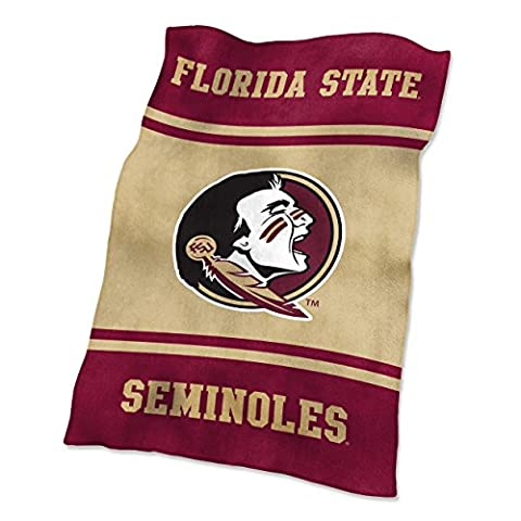 NCAA Florida State Seminoles Ultrasoft Blanket - Florida State Fleece Fabric
