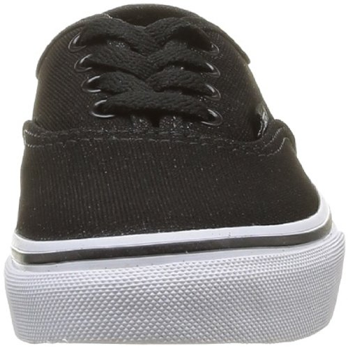 Vans K Authentic, Zapatillas Niño Negro (Black)