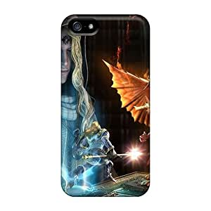 Hot Snap-on Little Monster Hard Cover Case/ Protective Case For Iphone 5/5s
