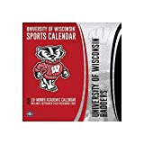 Wisconsin Badgers 2020 Calendar