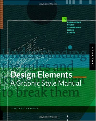Design Elements: A Graphic Style Manual