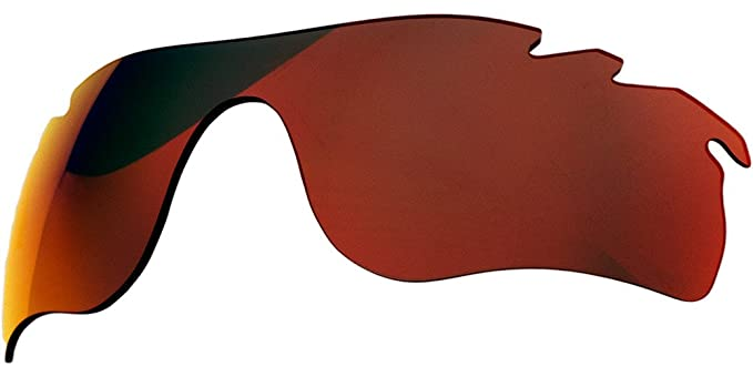 92910b9ff3 Zero Replacement Lenses For Oakley Radarlock Path Sunglasses Red Mirror  Polarized