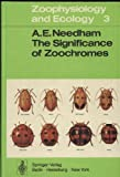 The Significance of Zoochromes, Needham, A. E., 0387063315