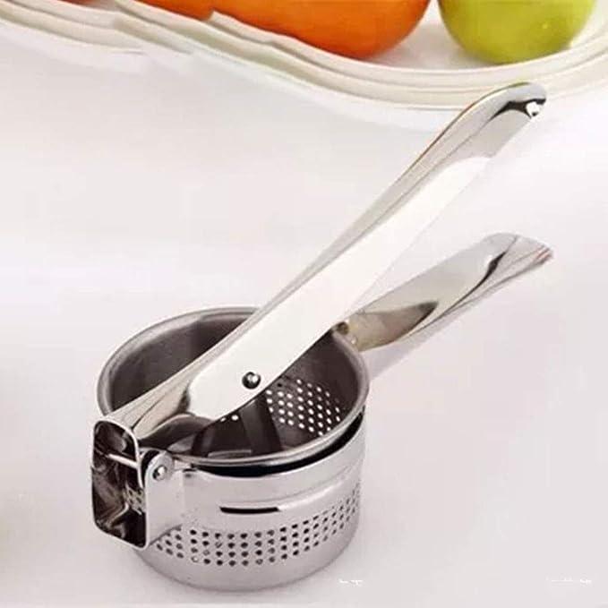Sunlera Manual de Cocina de Acero Inoxidable Exprimidor sandía Naranja exprimidor de limón Tomate Juicer de la Prensa: Amazon.es: Hogar