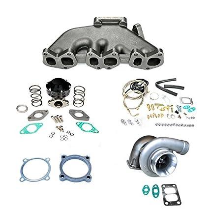 Amazon.com: Rev9Power Rev9_TCK-017; VW Golf R32 VR6 GT35 Turbo Set Up Kit: Automotive