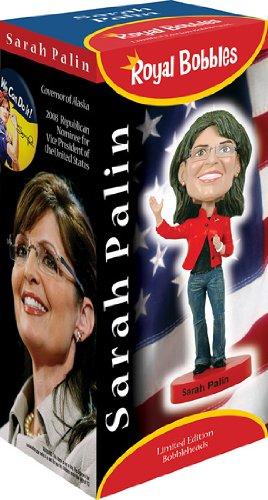 Royal Bobbles Sarah Palin V2 Bobblehead RBSPalin02