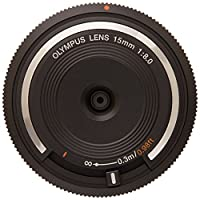 Olympus BCL-15mm f8.0 Body Lens Cap for Olympus/Panasonic Micro 4/3 Cameras by Olympus