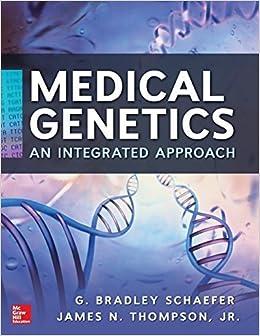 Medical Genetics by G. Bradley Schaefer (2014-01-13)