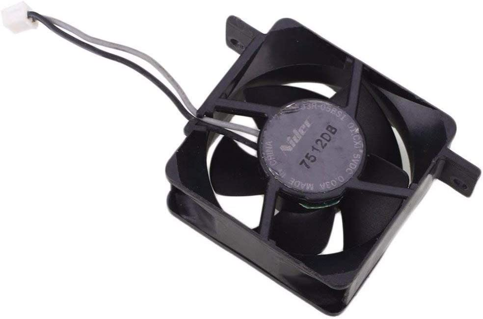 Replacement Internal Cooling Fan Inner Cooler Fan for Wii Console