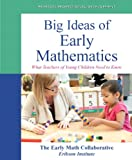 img - for Big Ideas of Early Mathematics: What Teachers of Young Children Need to Know (Practical Resources in ECE) book / textbook / text book